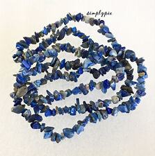 Lapis Lazuli Chips Gemstone Beads 34-Inch Long Strand New Arrivals