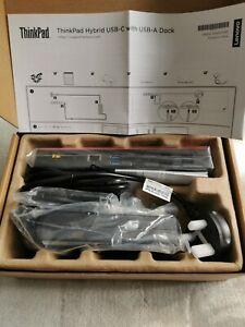 Lenovo ThinkPad Hybrid USB-C with USB-A Docking Station - 40AF0135EU