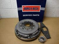 HKF1044 Borg & Beck Solid Flywheel Clutch Kit Fits Ford Transit MK7 2006 - 2014