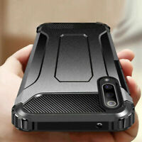 For Xiaomi Mi 9 Pro Redmi Note 8 Pro 7 6 Pro Rugged Armor Hard Hybrid Case Cover