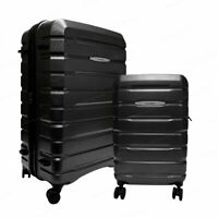 "Samsonite 2Pcs Tech 2.0 Expandable Hardside Spinner Luggage Set 21"" 27"""