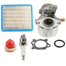 "Carburetor For 21""Briggs &Stratton Engine Troy Bilt Z-Start 6.5HP Mower Carb Kit"