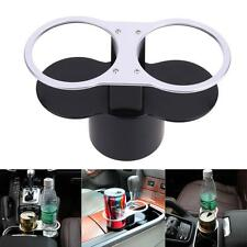 Universal Car Seat Cup 2 Holder Drink Beverage Coffee Auto Truck Bottle Mount