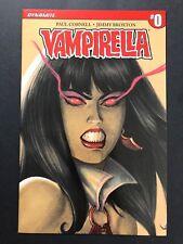 VAMPIRELLA #0 Limited to 1:50 variant by Joseph Michael Linsner VF/NM (b)