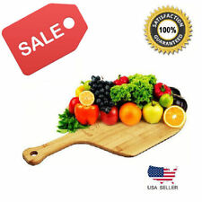 Charcuterie Board/Pizza Peel/Shovel. Ethically sourced Bamboo. USA Seller!