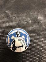 Star Wars Rogue One Villain Orson Krennic Disney Pin
