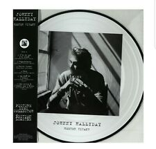 Johnny Hallyday - Rester Vivant - Picture disc