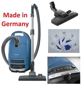 Miele Complete C3 Canister Vacuum Cleaner Limited Edition Quiet Blue US 120V ✅✅✅