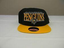 Pittsburgh Penguins American Needle Snapback Hat
