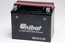 BATTERIA UNIBAT  CBTX12-BS  APRILIAScarabeo  400