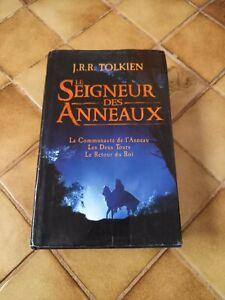 Le Seigneur des Anneaux J.R.R. TOLKIEN Trilogie Intégrale Illustré Alan LEE