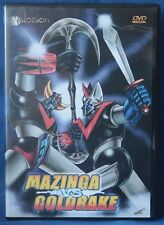 MAZINGA VS GOLDRAKE - DVD N.02780