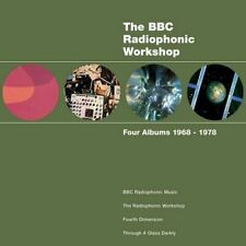 BBC Radiophonic Workshop: Four Albums 1968/78 (6 CD RSD 2020 CD) sealed