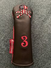 ROSE & FIRE Limited Edition 3 Wood Headcover