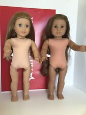 American Girl Lot Dolls Kanani And McKenna