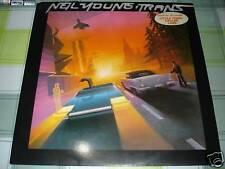 Neil Young - Trans - LP 1982