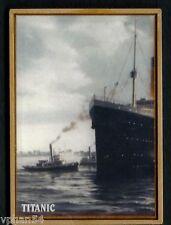 SHIP´S TRAGEDY / RMS TITANIC / ENAMEL BRONZE MEDAL. M.A.1