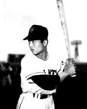 1961 Yomiuri Giants SADAHARU OH Glossy 8x10 Photo Japanese Baseball Player Print