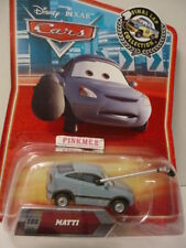 2010 Disney✰PIXAR CARS✰FINAL LAP #165 MATTI ✿ Microphone