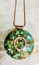 Powerful (Abundance/Prosperity) Orgone homologue/Orgonite ® HOMOLOGUE (Large)
