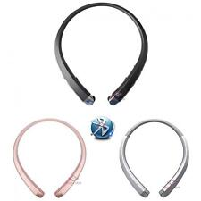 Bluetooth Wireless Headset Stereo Headphone Earphone For Apple LG Samsung