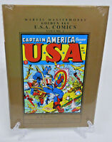 Golden Age U.S.A. Comics Volume 2 Marvel Masterworks HC Hard Cover New Sealed