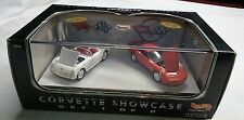 HOT WHEELS COLLECTIBLES CORVETTE 45TH ANNIVERSARY 1ST RUN TOOL LIMITED EDITION