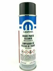 Mopar Brake Cleaner Non-Chlorinated QTY 1 - 15 oz Can New