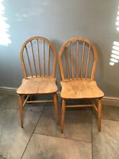 Ercol 2 Chairs