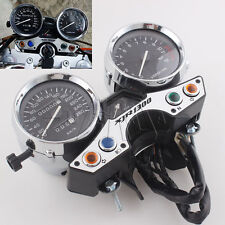 Motorcycle 12v Speedometer Tachometer Gauges KM/H For Yamaha XJR1300 1989-1997