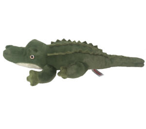 Aurora World Swampy the Alligator Soft and Snuggly Plush Stuffed Animal Flopsies