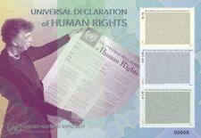 UNO WIEN - 2017 BLOCK 47 - HUMAN RIGHTS MENSCHENRECHTE - UNEXPO17 **