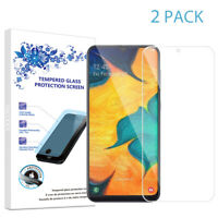 2-Pack For Samsung Galaxy A70 2019 Tempered Glass Screen Protector