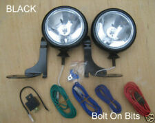 "Black 5"" BMW Mini Spot Kit KNOW ONE ELSE HAS UK'S BEST"