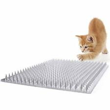 """New listing 8 Pack Cat Repellent Deterrent Outdoor Scat Mat with Tape12 Sq. ft, 16 x 13"""""""