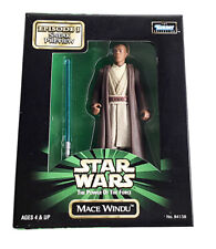 Star Wars Power of the Force Episode 1 Preview Mace Windu 3 Action Figure Kenner