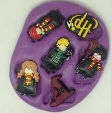 Harry Potter Stampo in Silicone Torta/Stampo