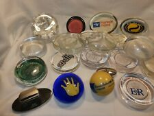 Various Collectable Glass Metal Acrylic Paperweight Over 100 To Choose From