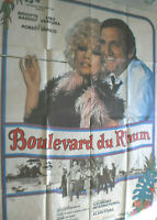 XXL  Filmplakat , BOULEVARD DU RHUM, BRIGITTE BARDOT,LENO VENTURA#10