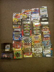 1991/1999 lot of 41 NASCAR Racing Champions/Action & Many of Brands 1:64 Scale