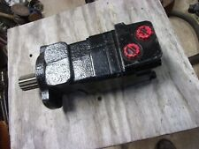 White 300160A7123DAAAB Hydraulic Motor Splined  Shaft Tractor Mower Implement