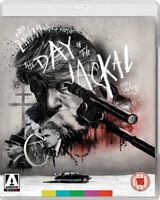 The Day of the Jackal Blu-Ray (2017) Edward Fox, Zinnemann (DIR) cert 15
