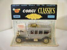 "Corgi Classics No: 9041 ""1912 Rolls Royce Silver Ghost"" (Boxed/Original 1960's)"