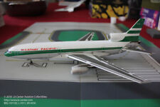 Blue Box Cathay Pacific Lockheed L-1011 Tristar in Old Color Diecast Model 1:200