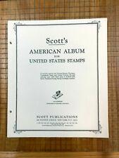 Scott Vintage Album Pages Confederate Postage Due Officials Etc Unused!   