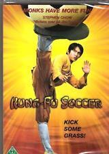 KUNG FU SOCCER aka SHAOLIN SOCCER STEPHEN CHOW MIRAMAX REGION 2 DVD NEW