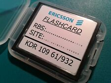 Ericsson/SiliconSystems CompactFlash, CF.- Karte, CF.-Card, 32 MB.,+ Box Nr.493a
