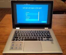 New listing Dell Inspiron 13 7000 2-in-1 i5-5200u 500gb 2.7 Backlit Keyboard