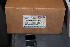 ORIGINAL OPEL BREMSBELÄGE BREMSBELAGSATZ  DAEWOO GM EC11046952012 NEU