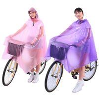 Women's Raincoat Cycling Rain Coat Waterproof Rainwear Polka Dot Rainproof Cape